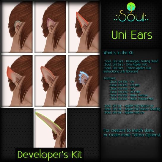 2015 Uni Ears - Developer's Kit