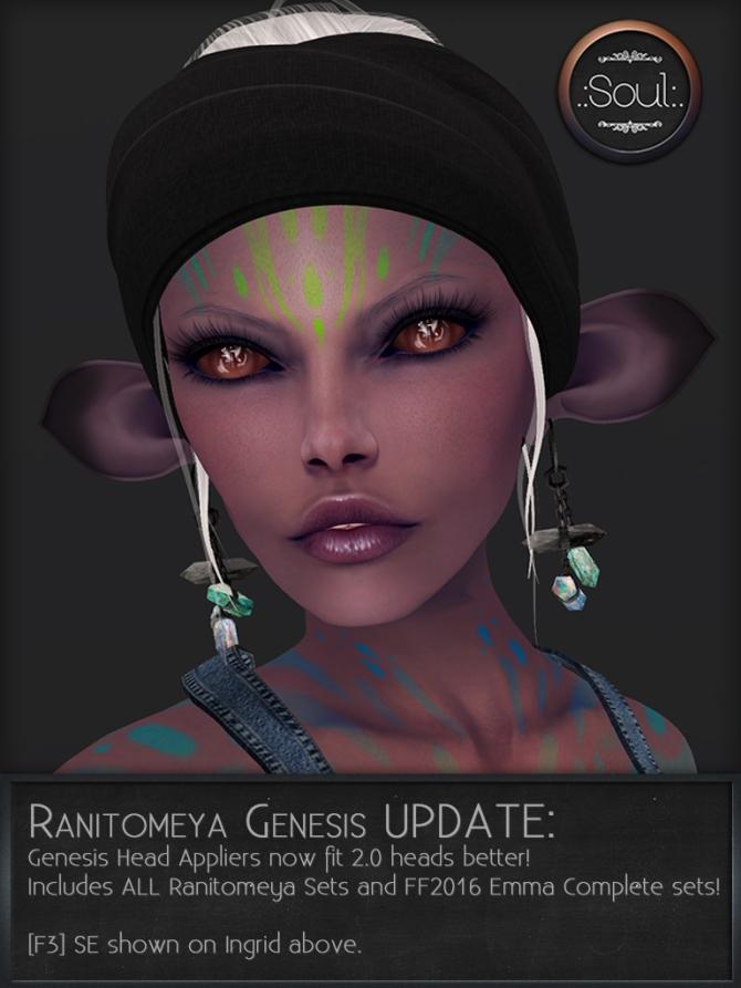 Ranitomeya Genesis Update