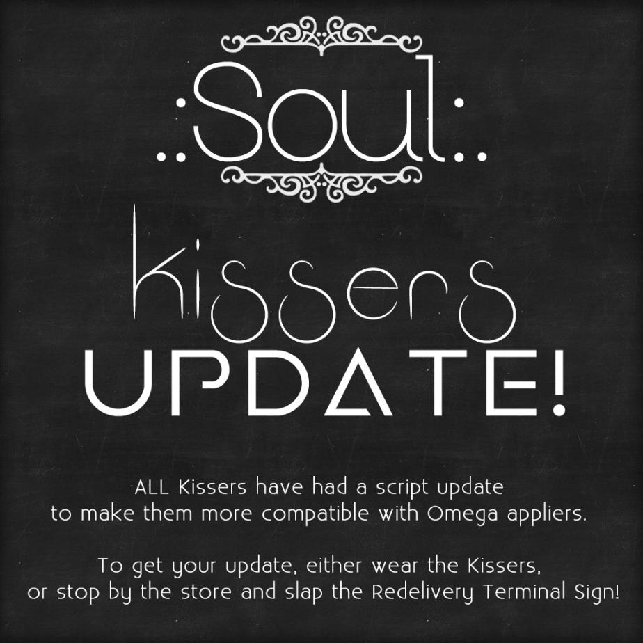 2017 Kisseers Update Sign