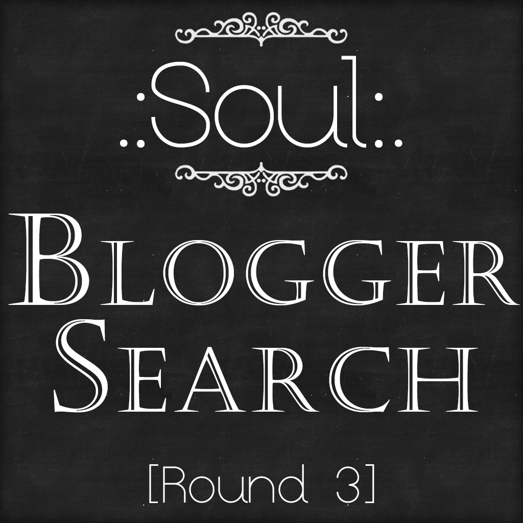Soul:  Blogger Search R3 |  :Soul: