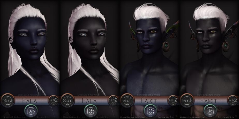 .:Soul:. Fala & Fakit – D5&D6Tones